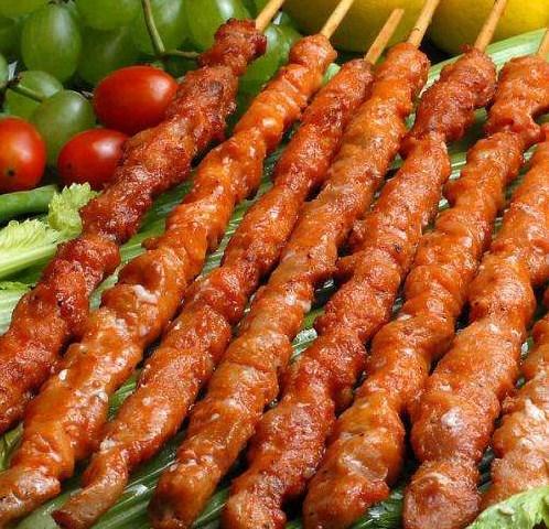 臨沂街邊燒烤食品哪家好 誠信經營「山東頂子食品供應」