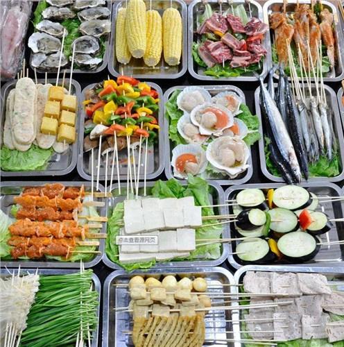 河北专业烧烤食品招商加盟,烧烤食品