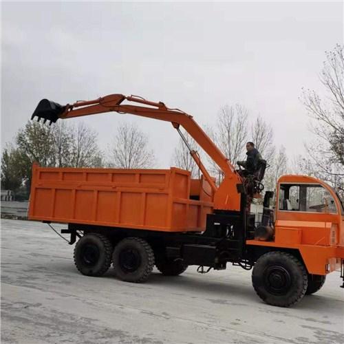 湖北随车挖厂家供应