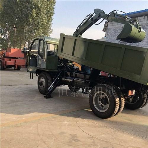北京农用随车挖 客户至上 济宁市恒泰源工程机械供应