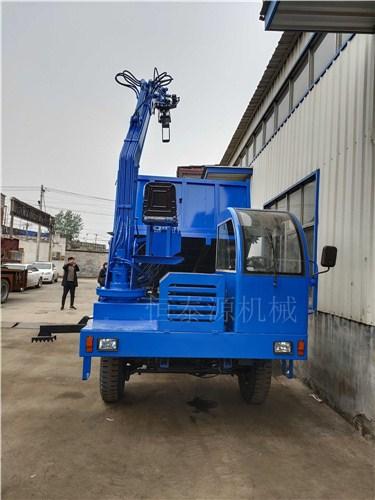 四川农用四驱六轮随车挖 欢迎来电 济宁市恒泰源工程机械供应