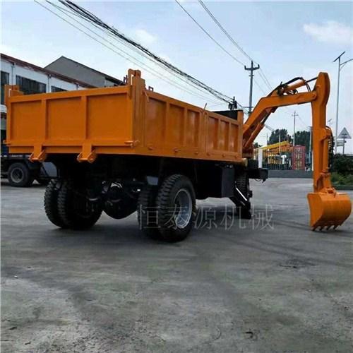 重庆直销大型工程15吨随车挖参数表,随车挖