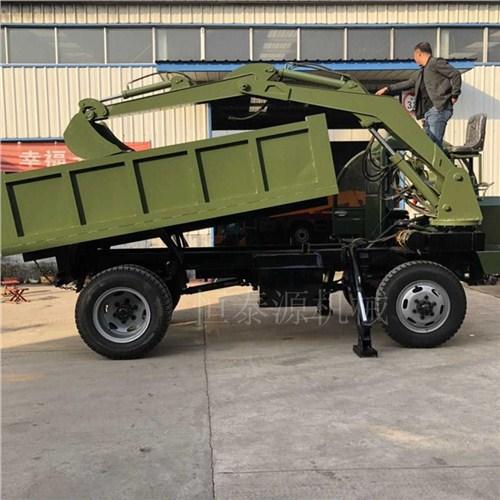云南直销大型工程15吨随车挖