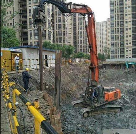 Chongqing pile driver customized on demand trustworthy Jining Hongdi machinery equipment supply