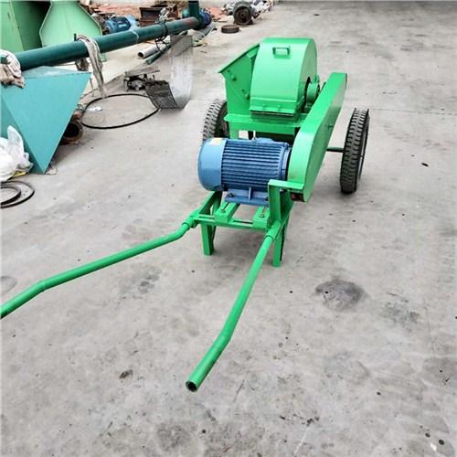 青海移动式双口木材粉碎机推荐厂家 山东捷威迅机械设备供应