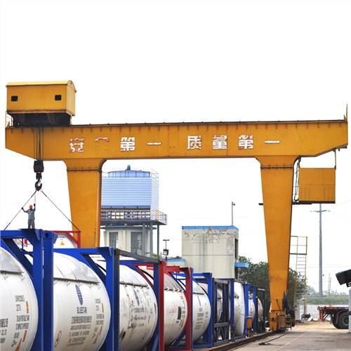 广东门式起重机 江苏宝威起重机械供应