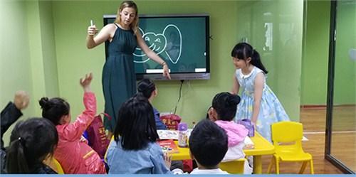 淮安区幼儿口语教学 欢迎咨询「环宇英语供」