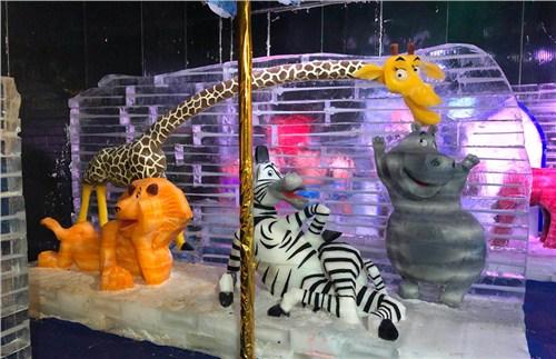 广东冰雕公司费用 承诺守信「兄弟冰雕供应」