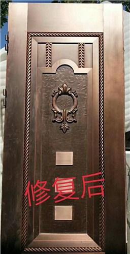 新市区正规铜门铁门修理哪家好,铜门铁门修理