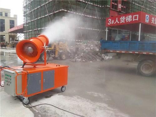 抚州正规雾炮机诚信企业「江西金石称重设备供应」