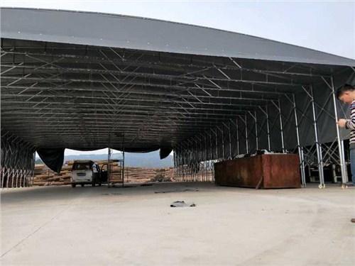 吴江区销售推拉棚厂房服务至上「江阴宝来膜结构供应」