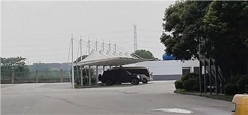 宜興遮陽棚的設計「江陰寶來膜結構供應」