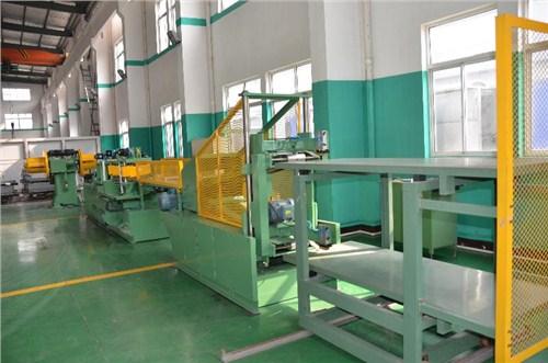 河北协尔牌中柱横剪线生产厂家,横剪线
