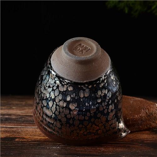 河北知名公道杯「南平市建阳区水吉镇途豪建盏陶瓷供应」图片