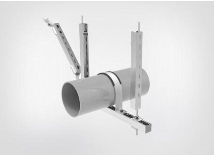 哈尔滨水管单向抗震支架省钱,水管单向抗震支架