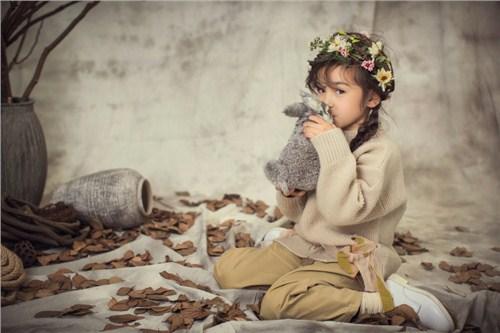 卡姆貝貝國際兒童攝影擁有鄭州韓國領先技術的攝影專利技術,無閃光燈