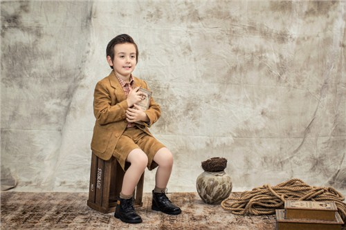 鄭州兒童攝影服裝「卡姆貝貝供應」