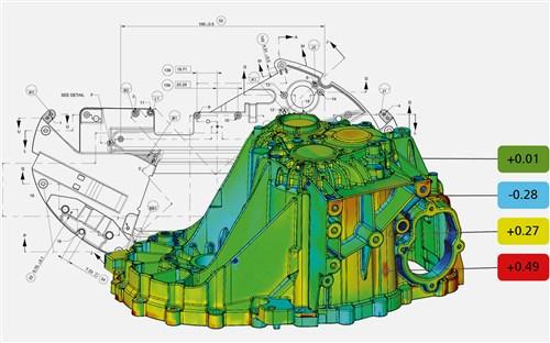 杭州正规轮廓度检测量大从优 值得信赖「昆山准信三维科技供应」