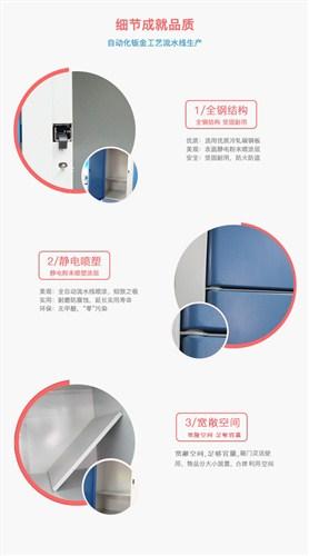 哈尔滨二维码智能更衣柜厂家 欢迎来电「苏州鸿展家具供应」