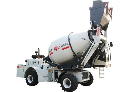 濰坊專用小型混凝土攪拌車品牌企業 來電咨詢「山東萊工機械制造供應」