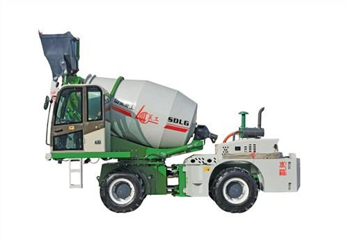 销售烟台小型混凝土搅拌车价格直销山东莱工机械制造供应