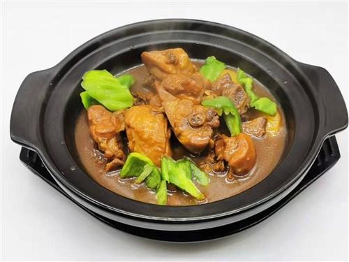 山東快餐黃燜雞生產廠家 服務為先 滁州市巧妹食品供應