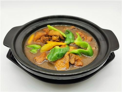 吉林快餐黄焖鸡供应商 有口皆碑 滁州市巧妹食品供应