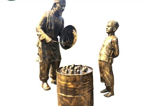 河北铸铜雕塑高品质的选择 欢迎来电 曲阳县绿傲园林雕塑供应