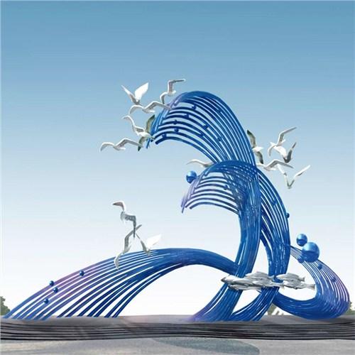 江苏城市不锈钢雕塑诚信企业 来电咨询「曲阳县绿傲园林雕塑供应」