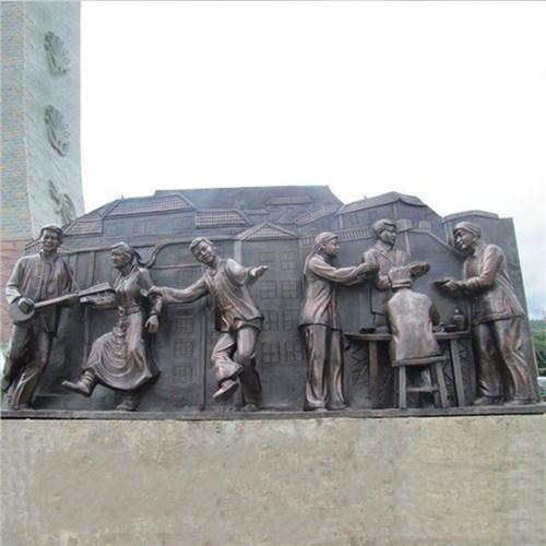 达州口碑好铸铜锻铜雕塑厂家生产基地 信息推荐「曲阳县绿傲园林雕塑供应」
