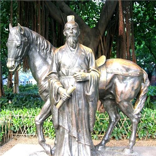 北京铸铜锻铜雕塑厂家量大从优 有口皆碑 曲阳县绿傲园林雕塑供应