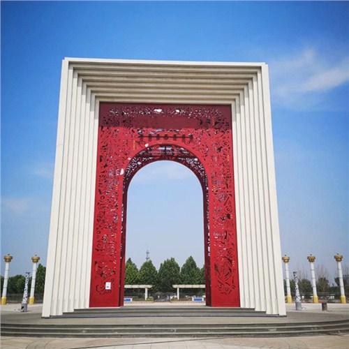天津市政不锈钢雕塑厂家 诚信经营 曲阳县绿傲园林雕塑供应