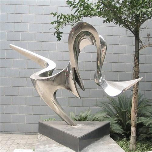 河北直销不锈钢雕塑品牌企业 抱诚守真 曲阳县绿傲园林雕塑供应