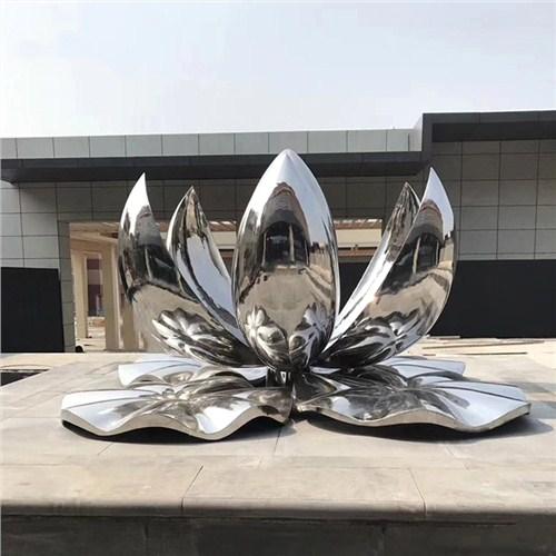 河北城市不锈钢雕塑哪家好 值得信赖 曲阳县绿傲园林雕塑供应