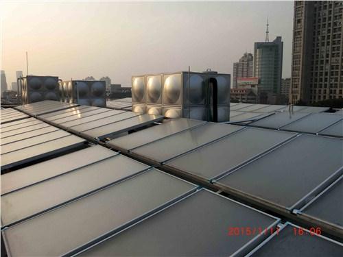 上海太阳能热水器指导 太阳能热水器费用 力帮供
