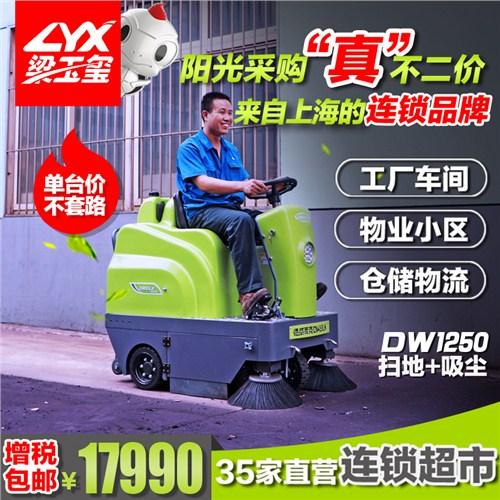 供应-上海驾驶式扫地机直销商厂家-坦龙/德威莱克