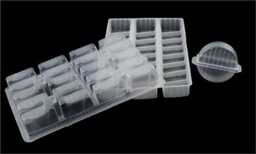 泉州冷冻海鲜 冷冻食品外包装吸塑盒 托盘定制,十万级净化车间