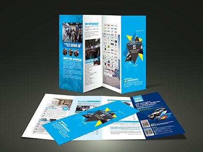 500本高级精装折页哪家又快又便宜 信息推荐「上海林生印刷科技供应」