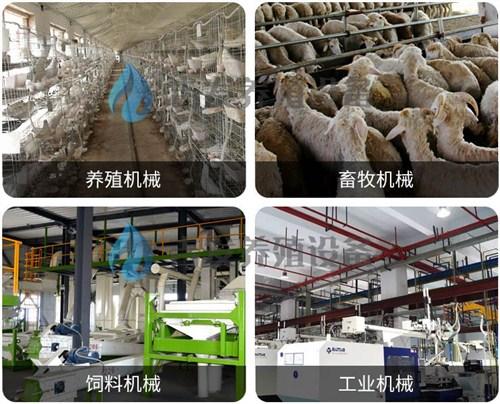 烟台饲料绞龙料线多少钱 欢迎来电 临沂市兰山区吉发养殖设备供应