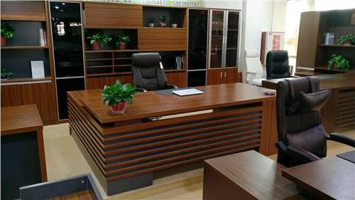 洛阳企业老板桌销售价格「洛阳市洛龙区鑫泰办公家具供应」
