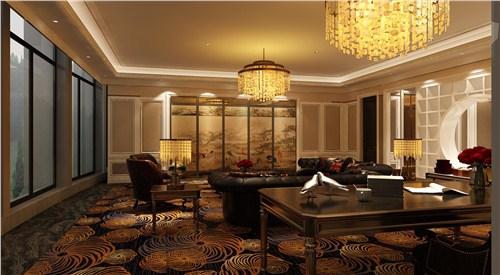 杭州口碑好上海酒店设计公司市场前景如何,上海酒店设计公司