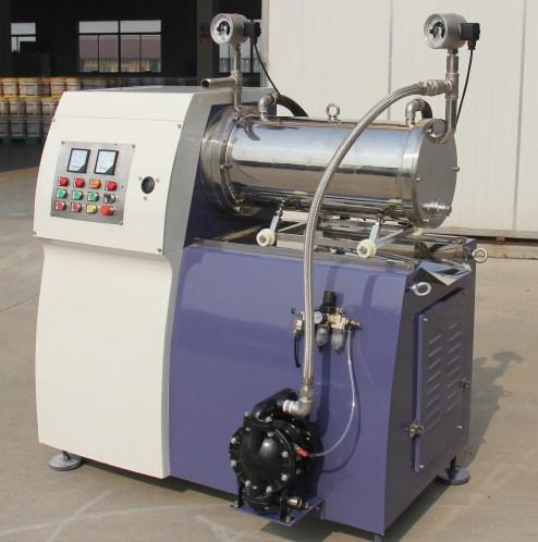 吉林油性油墨盘式砂磨机 值得信赖 江阴茂乾机电科技供应