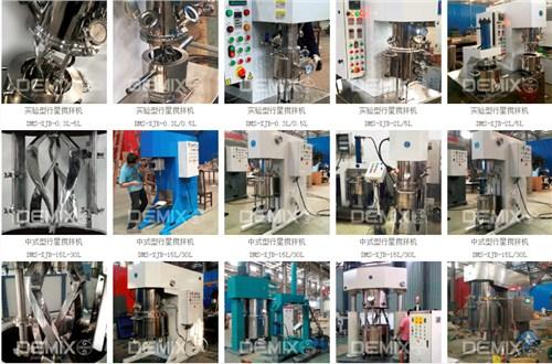 内墙涂料行星搅拌机服务介绍 创造辉煌 江阴茂乾机电科技供应