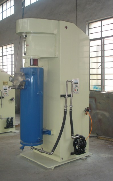优质立式砂磨机产品介绍 服务至上 江阴茂乾机电科技供应