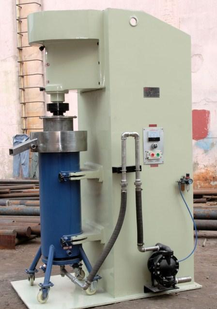 胶印油墨立式砂磨机价格,立式砂磨机