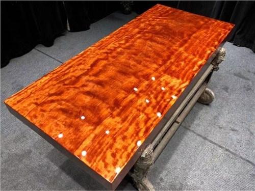 广东巴西花梨木大板价格 欢迎来电 厦门市闽器工艺品供应