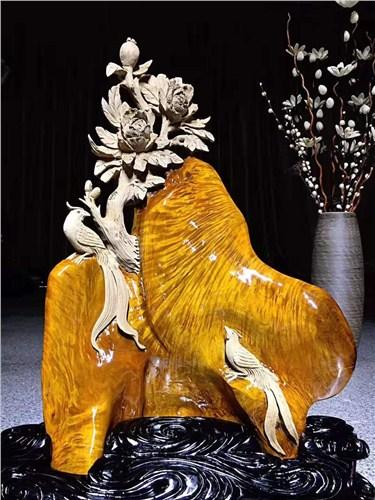 温州楠木根雕工艺品多少钱 欢迎来电 厦门市闽器工艺品供应