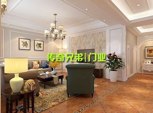 云南谷仓门设计安装 传奇兄弟木门