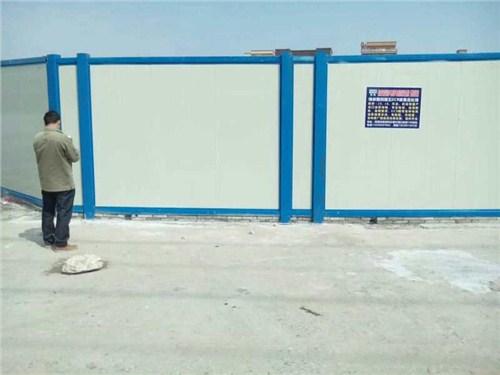 福建工地围挡的设置高度与使用寿命