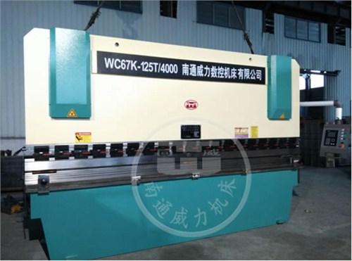 北京不锈钢剪板机折弯机 南通威力数控机床供应